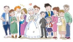 結婚式 両親 服装