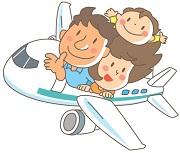 年末年始 飛行機
