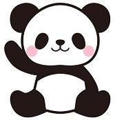 上野動物園のパンダ